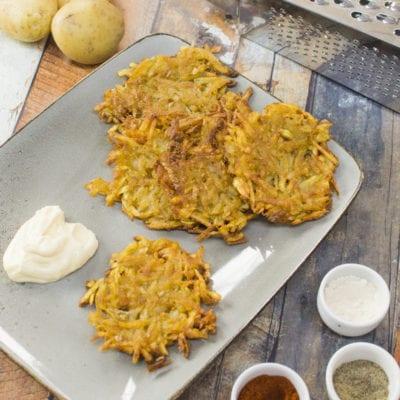 patate hash brown