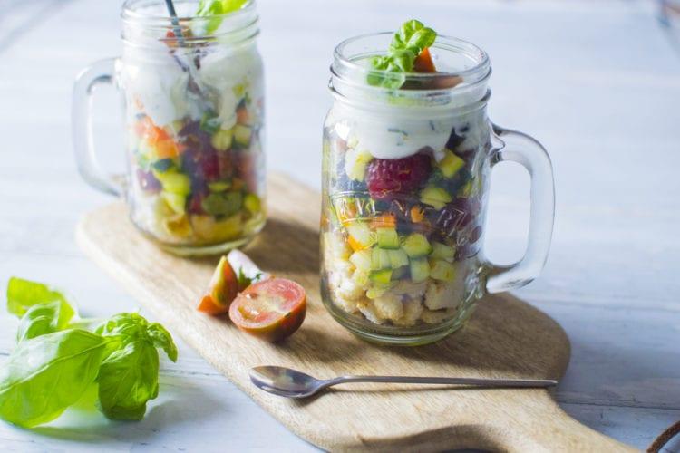 Macedonia salata