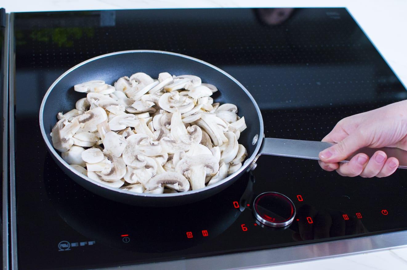 Come cuocere i funghi