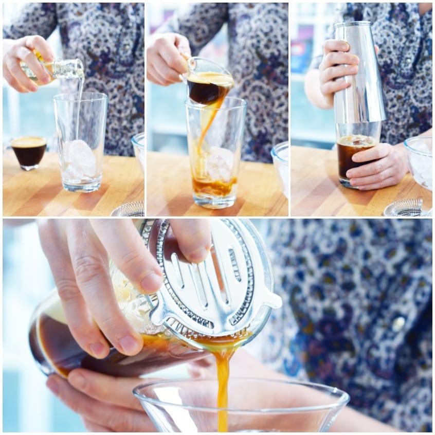 nespresso shakerato