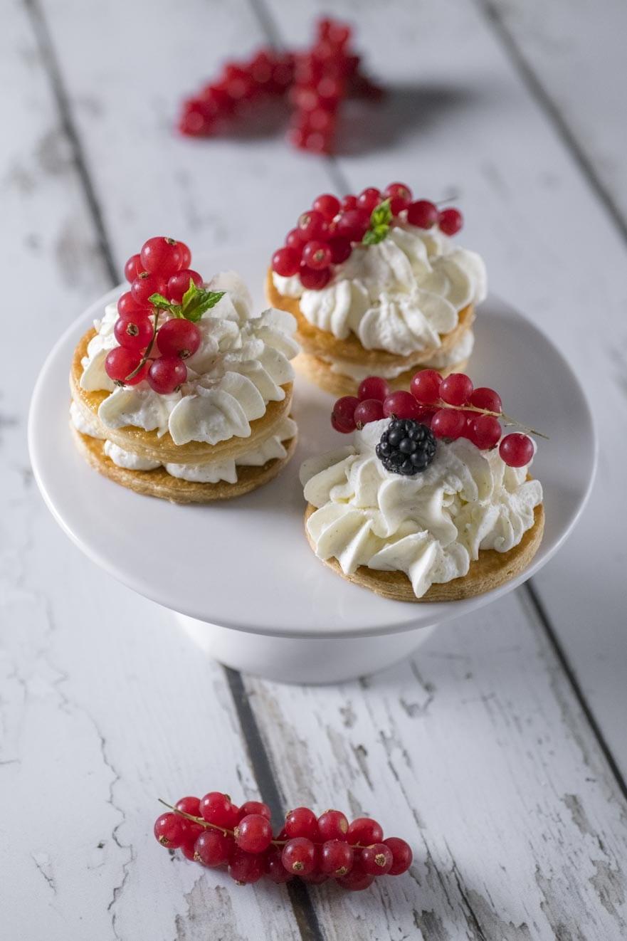 Camy cream perfetta per i tuoi dessert