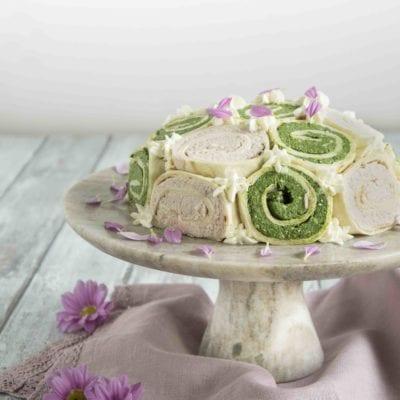 Zuccotto salato di piadina
