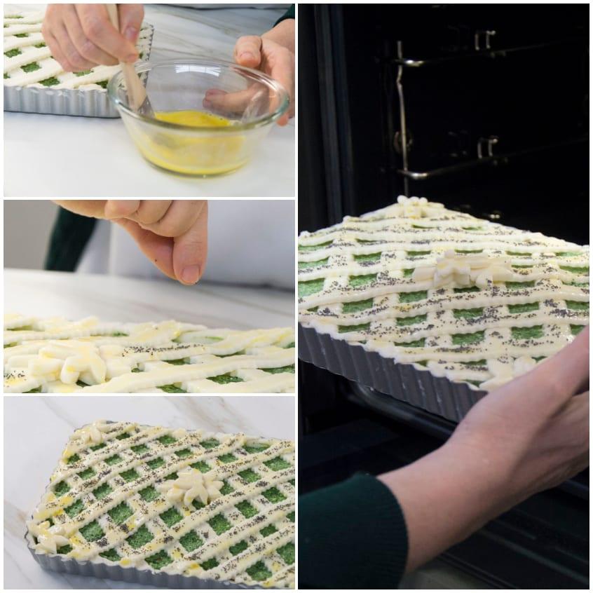 torta salata senza glutine