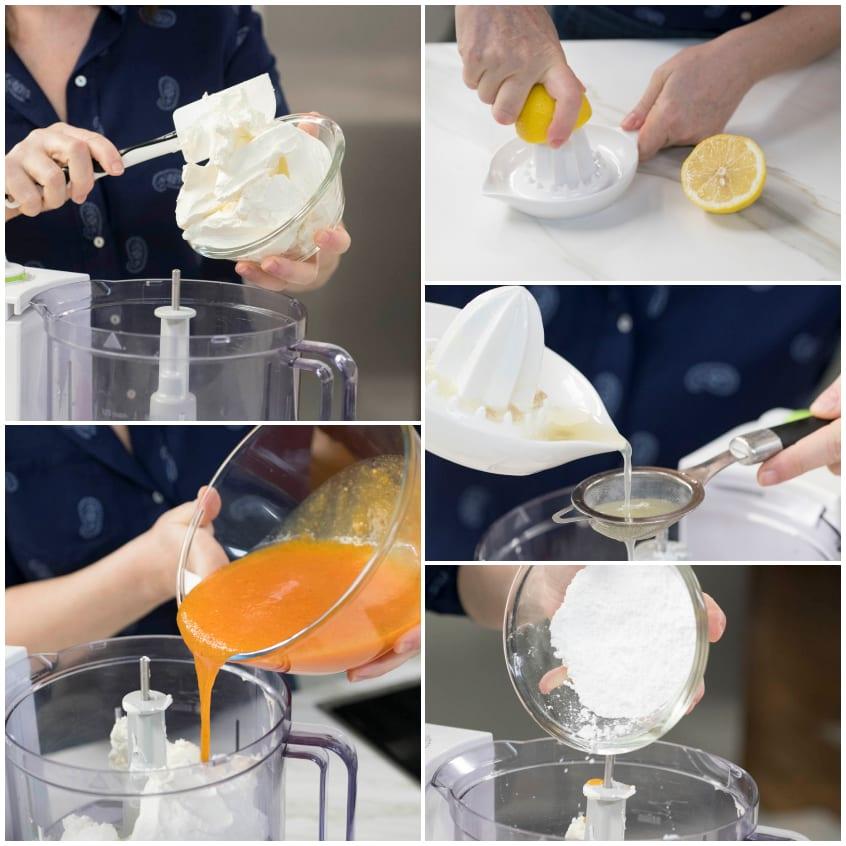 cheesecake cachi facile