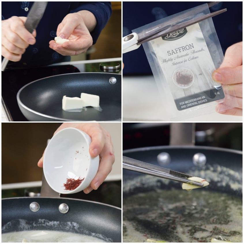 tagliolini al nero di seppia ricetta