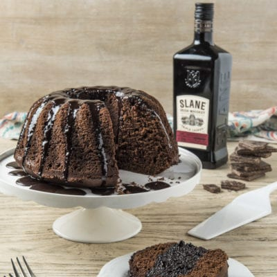 Pudding al cioccolato e whisky