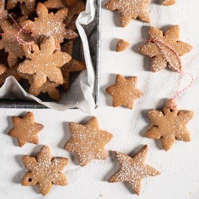 Biscotti svedesi – Pepparkakor