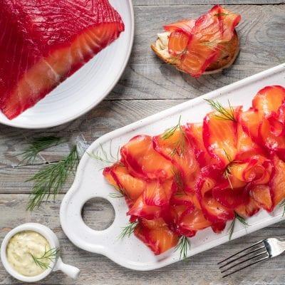 Salmone Gravlax la ricetta perfetta per le Feste