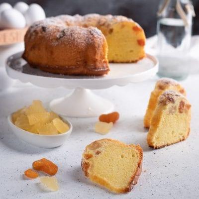 Torta Donizetti