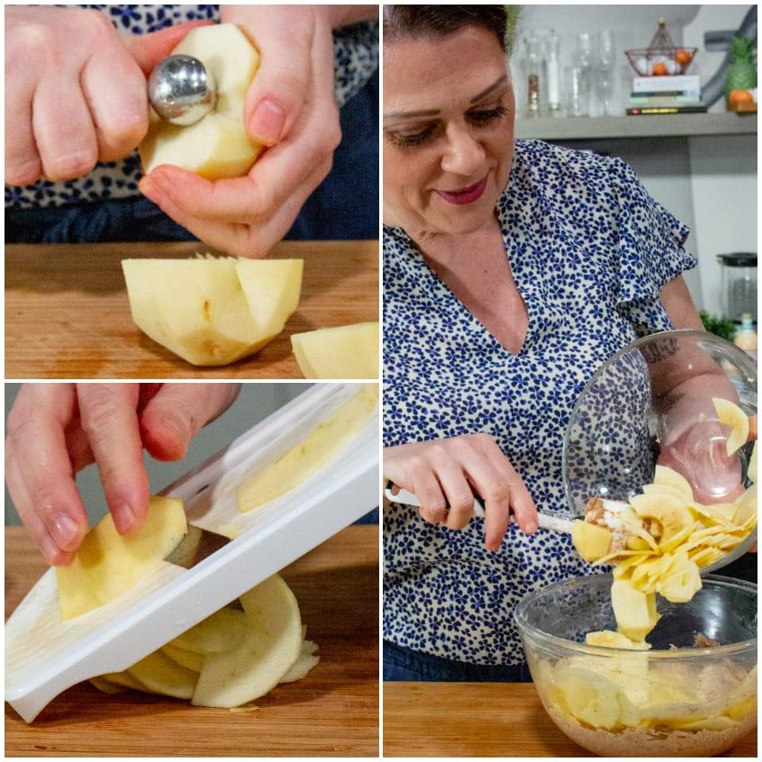 Tortine-mela-cannella- come prepararle
