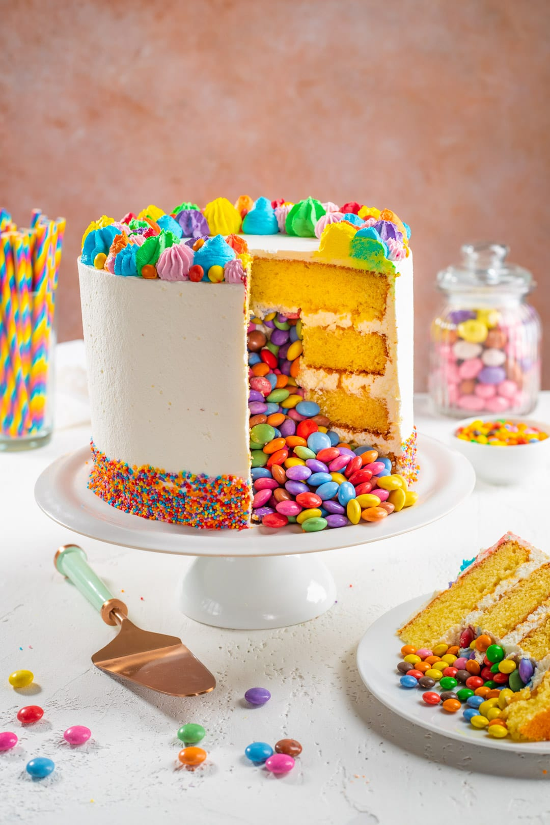 Sorprese Per Un Compleanno torta sorpresa di compleanno