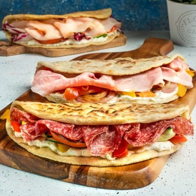 Come fare la piadina