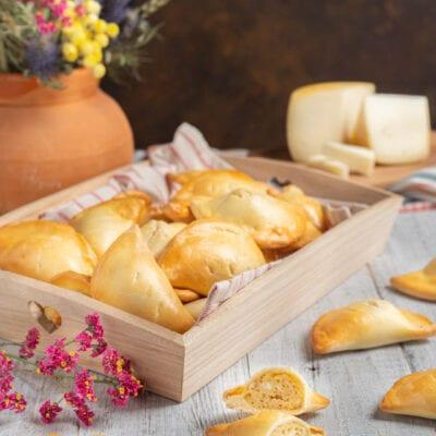 FiadoneRavioli di formaggio abruzzesi